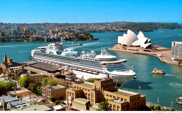 travel experiences world cruises