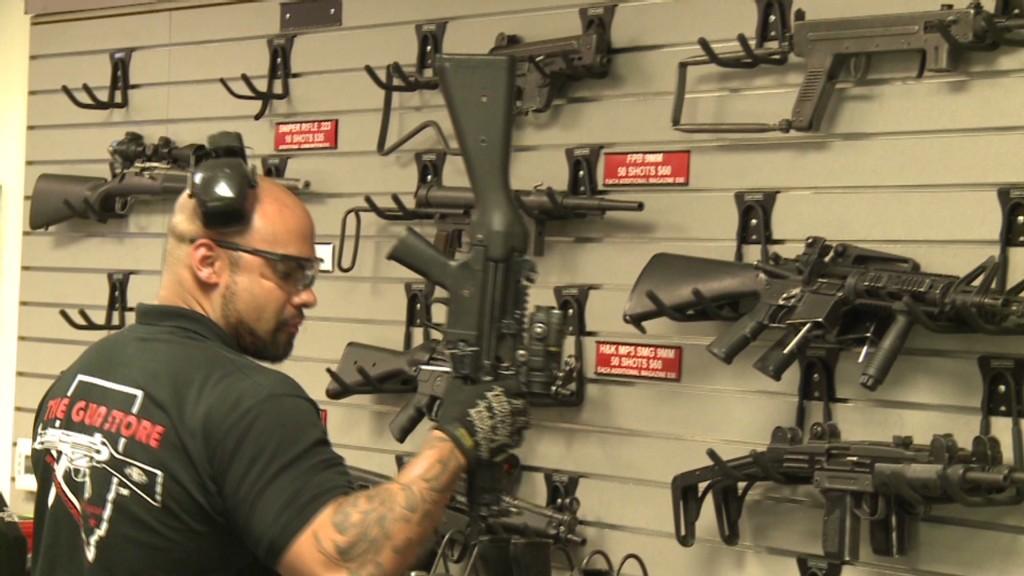 Gun run may be done