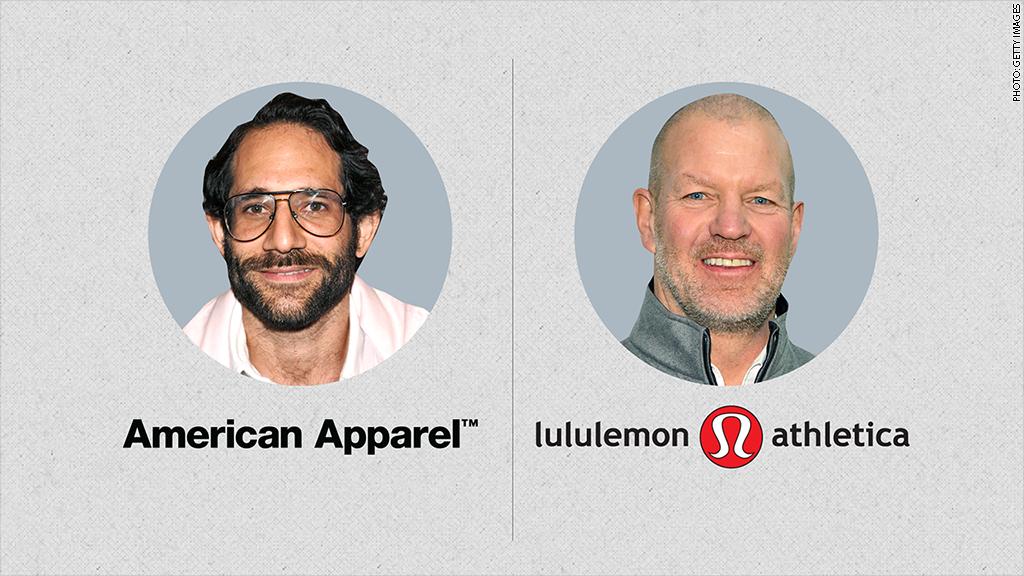 lululemon american apparel