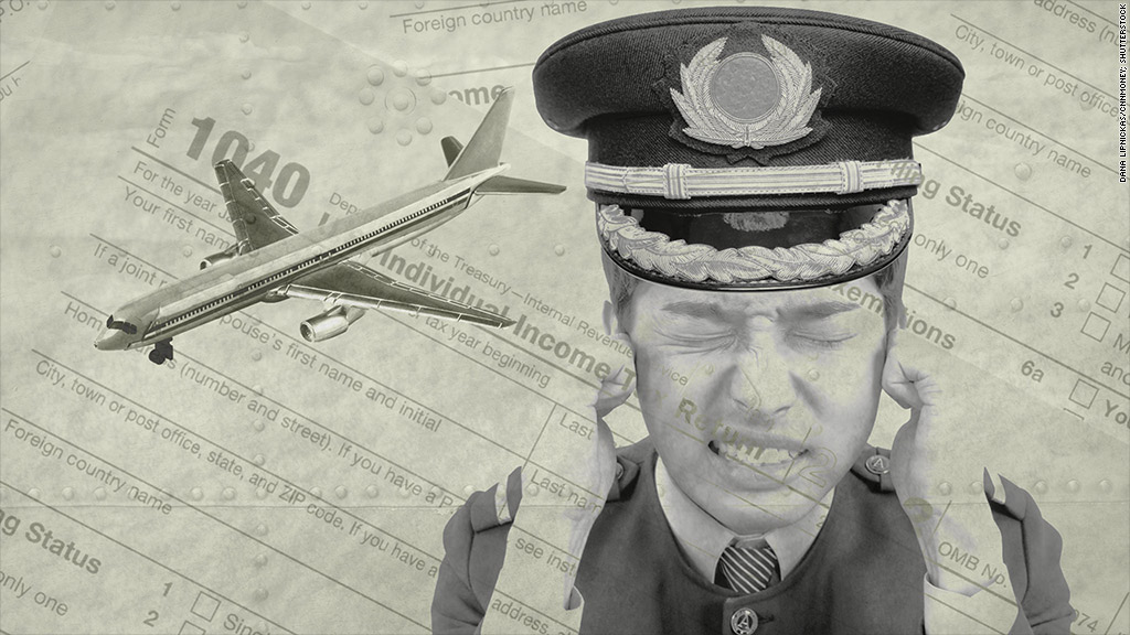 pilot taxes