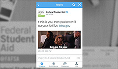 'Poor' tweet by federal lender prompts backlash