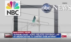 Big win for broadcasters against Aereo