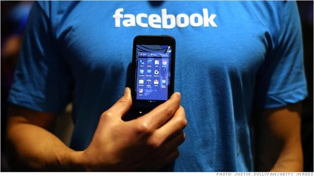 Facebook está compuesto por un 69% de hombres, en su mayoría de raza blanca