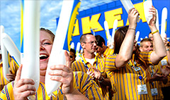 Ikea lifting minimum wage to nearly $11 an hour