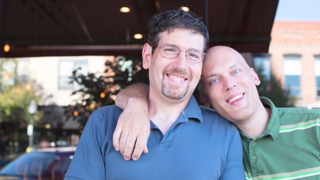 Same-sex couple paying a Kansas 'gay tax'