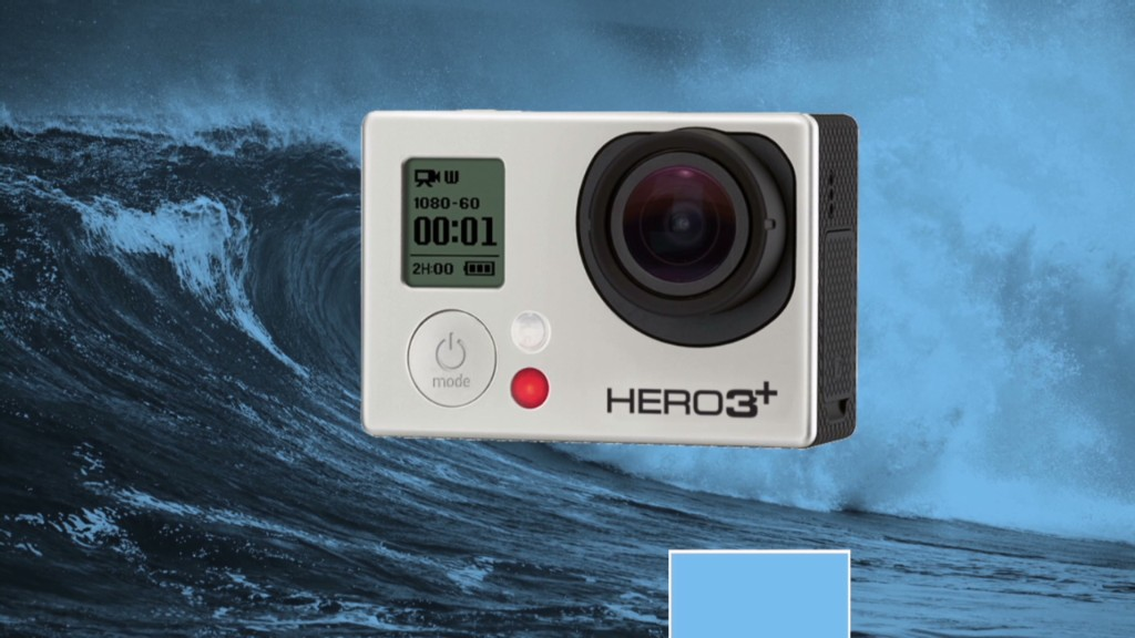 Why the GoPro is such a money-maker