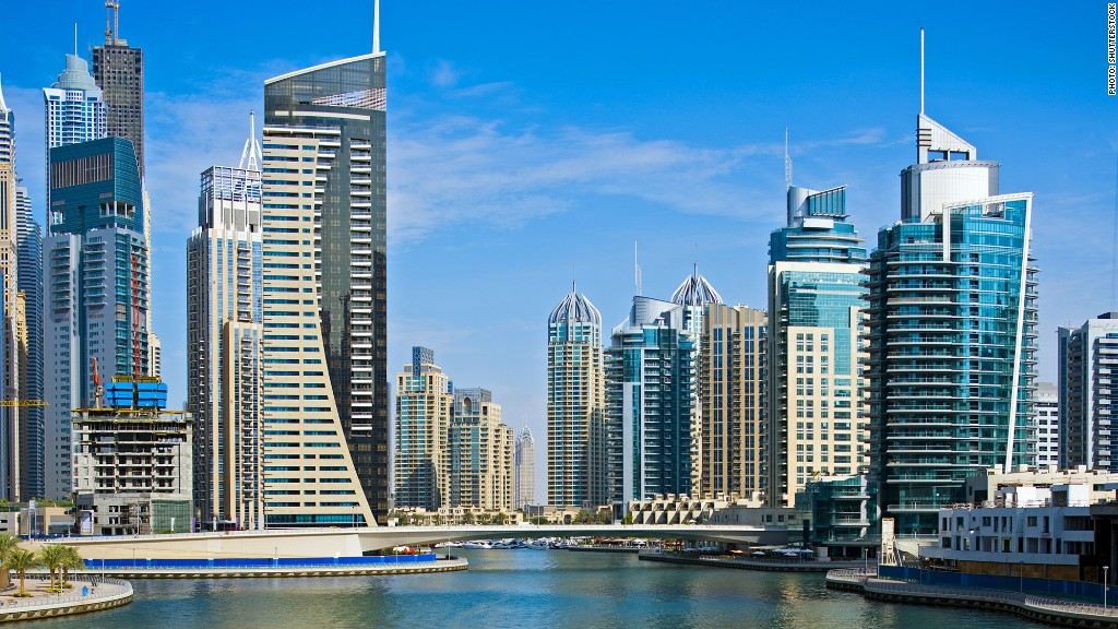 hottest stock markets dubai