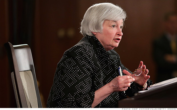 janet yellen speech