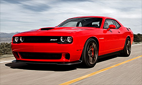 A less thirsty muscle car