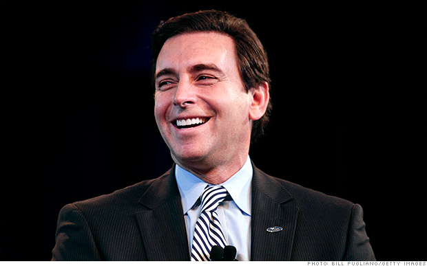mark fields pay