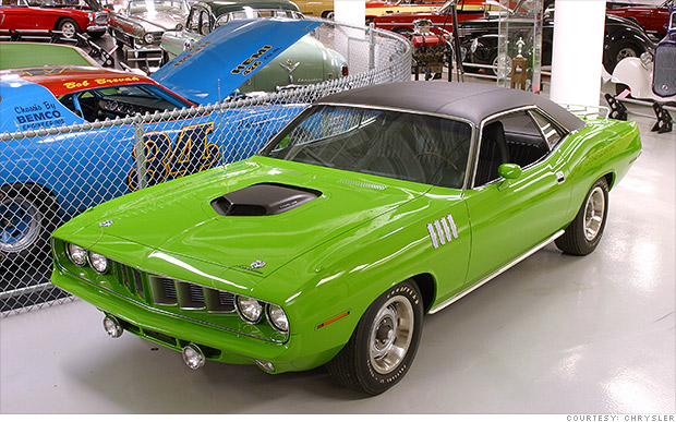 most iconic american cars
