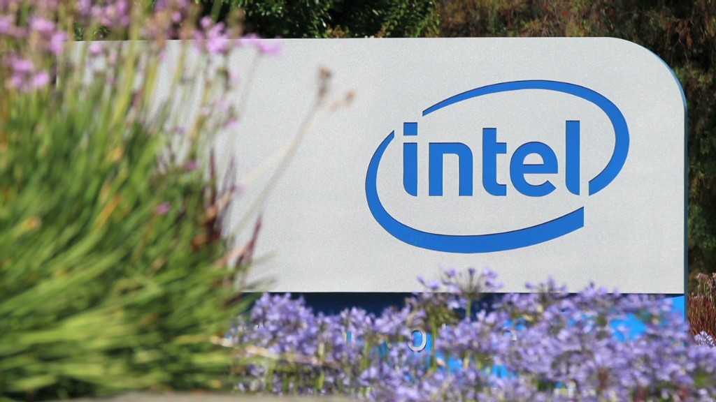 PCs aren't dead! Intel is soaring
