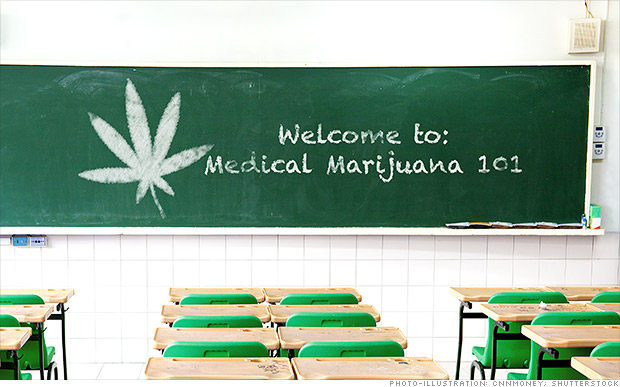 Want to study pot? There's a school for that