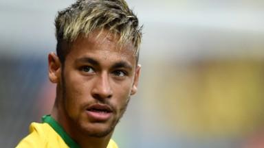 Neymar's footballer fortune