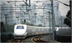 China's incredible high-speed rail system