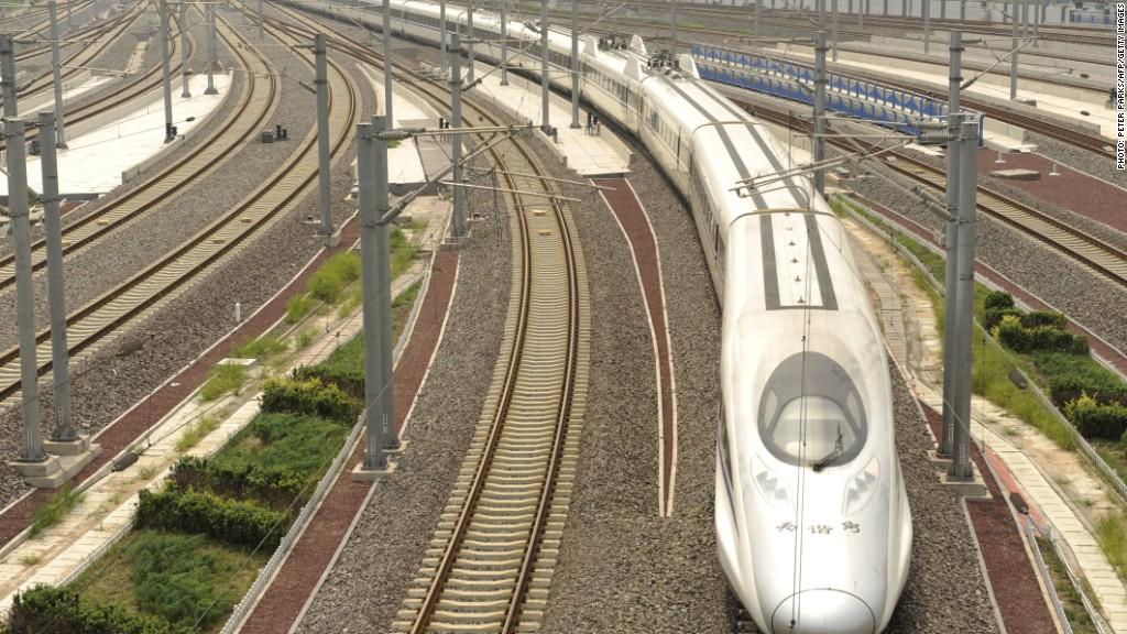 china high speed rail 8