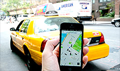 Uber cheaper than New York City taxi - for now