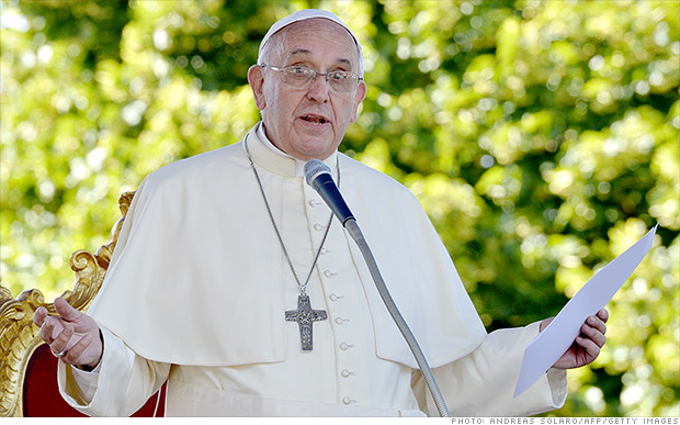 Vatican to get new banker in chief - Jul. 8, 2014