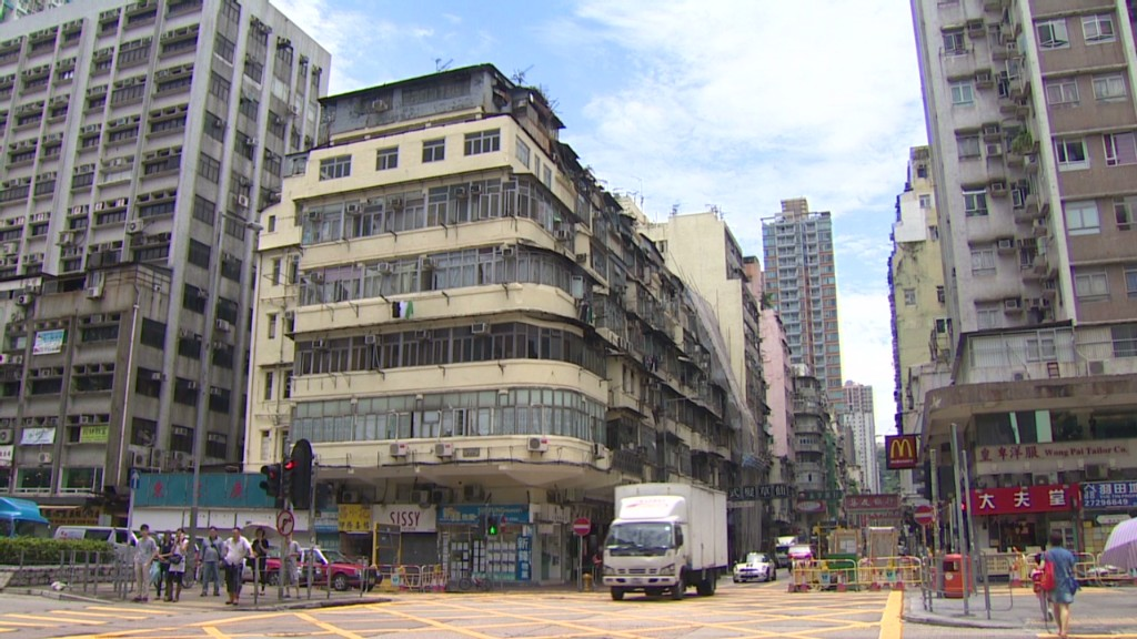 Hong Kong's housing in its worst
