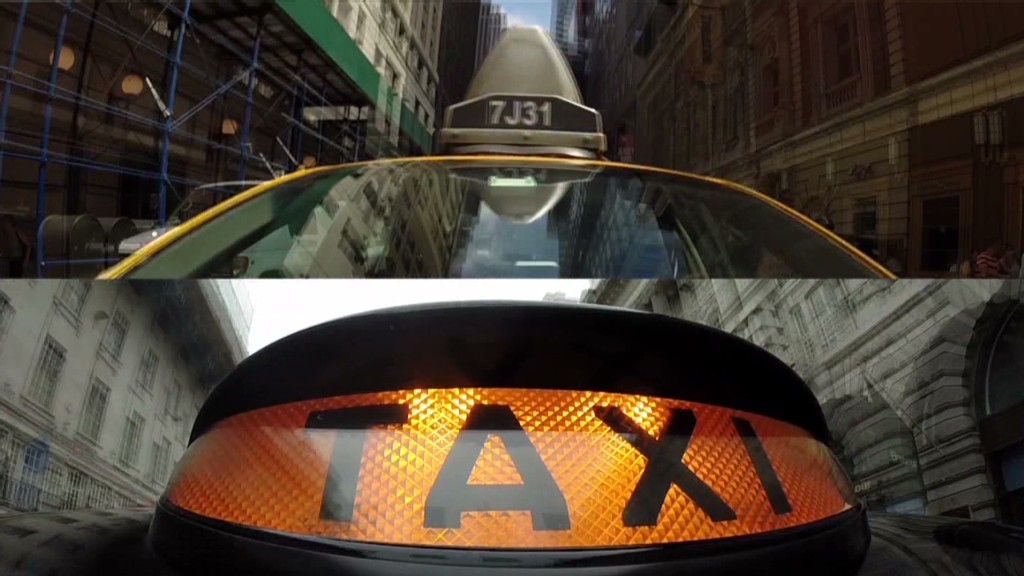 Taxi wars: NYC vs. London