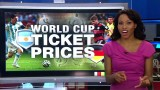 World Cup tickets going for $20,000