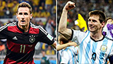 Argentina vs. Germany: Econ version