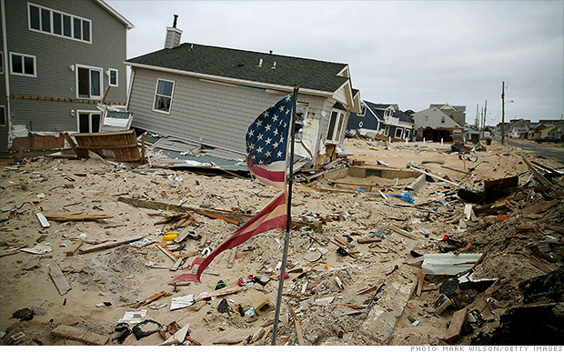 Storm surges put 6.5 million homes at risk