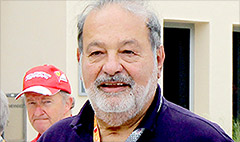 Carlos Slim, world's second-richest person, forced to break up telecom empire