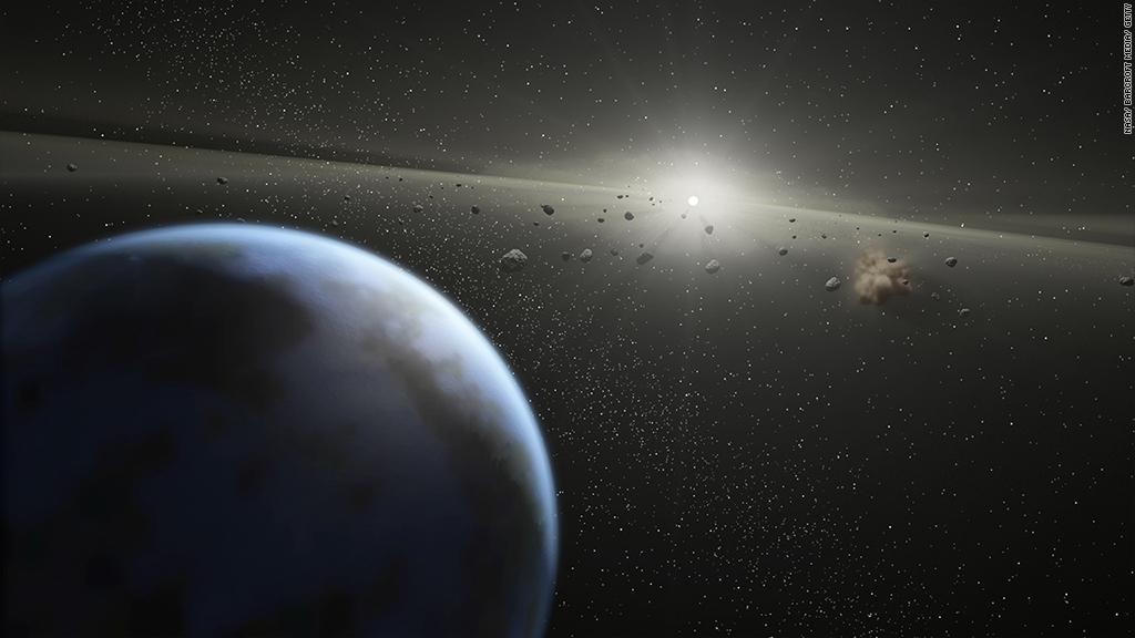 crazy rich asteroid