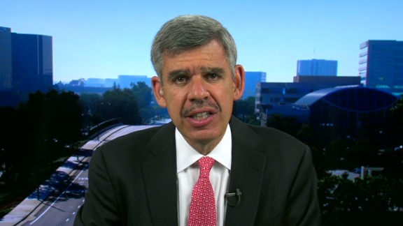 Time to put 30% of your assets in cash: El-Erian