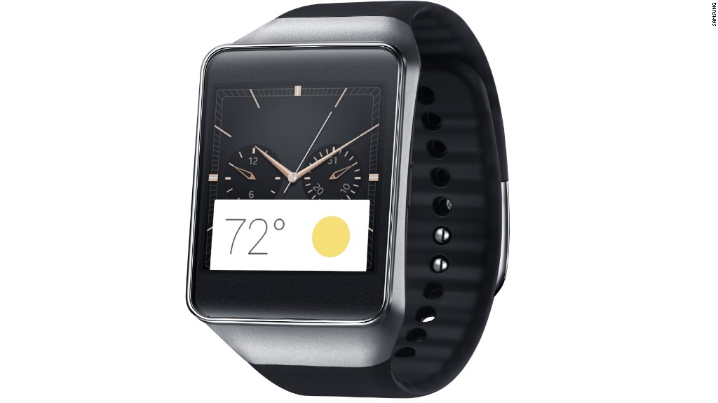 New smartwatch: Cool? Yes. Useful? Meh.