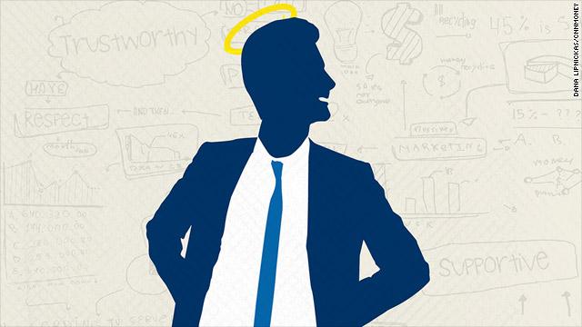 ¿Por qué más personas prefieren tener a un hombre como jefe?