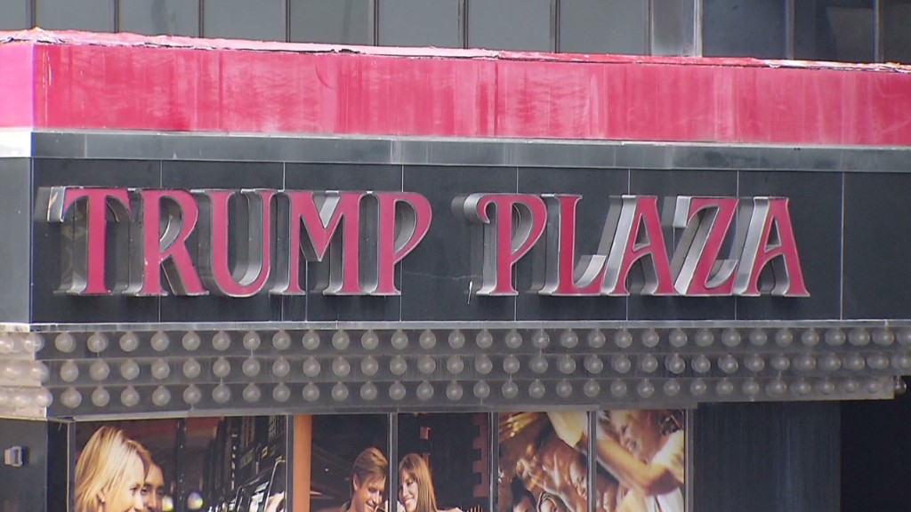 Trump Casino in Atlantic City set to close