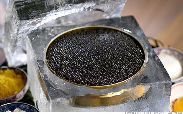 cosmo caviar caviar