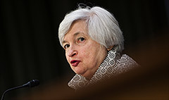 Yellen: Economy still needs Fed stimulus