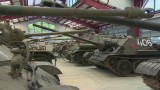 Historic tank collection sold at auction
