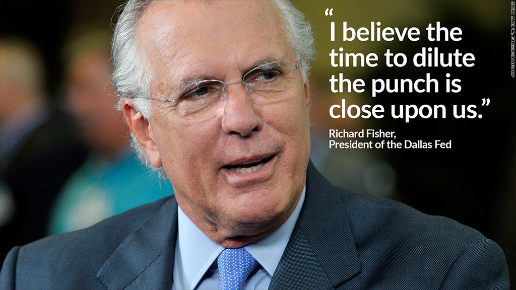 richard fisher quote