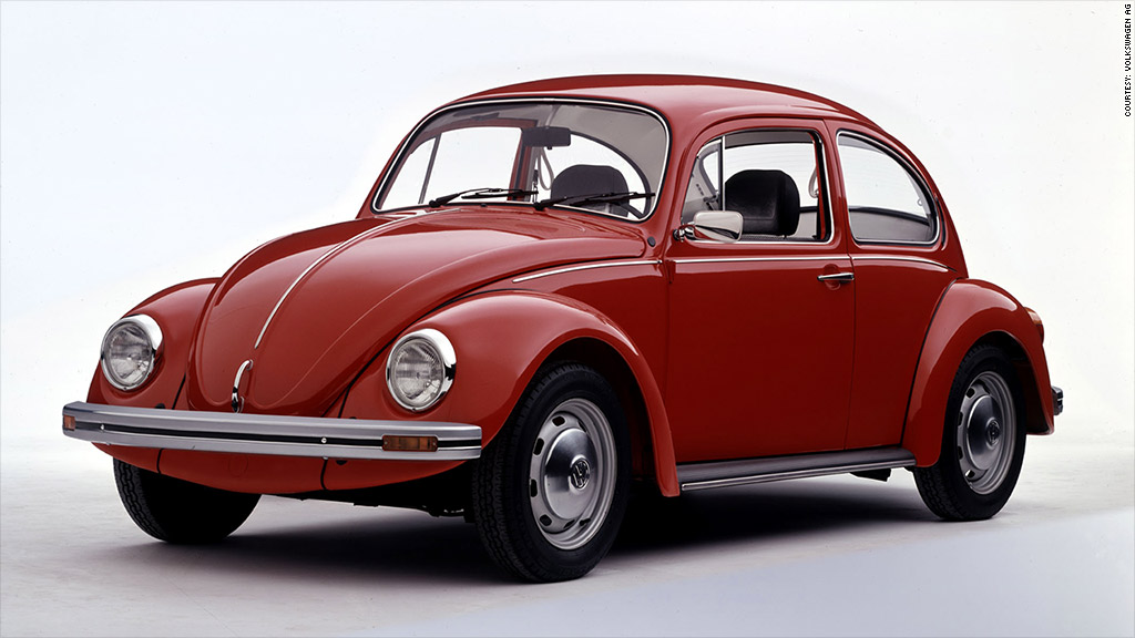 The People U0026 39 S Car - History Of The Volkswagen Beetle