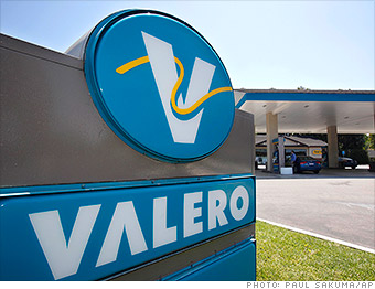 cheapest stock valero energy