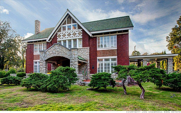 Little Rock 10 Mansions For Under A Million Cnnmoney