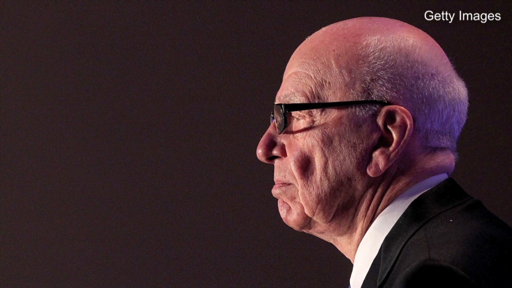 Murdoch denied Time Warner