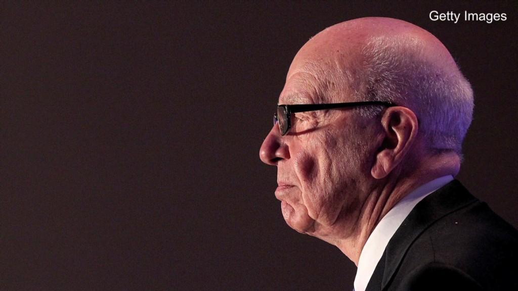Murdoch denied Time Warner