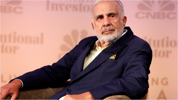 hedge funds carl icahn
