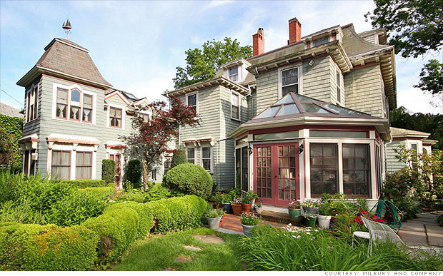 New Bedford, Mass. – 10 mansions for under a million – CNNMoney