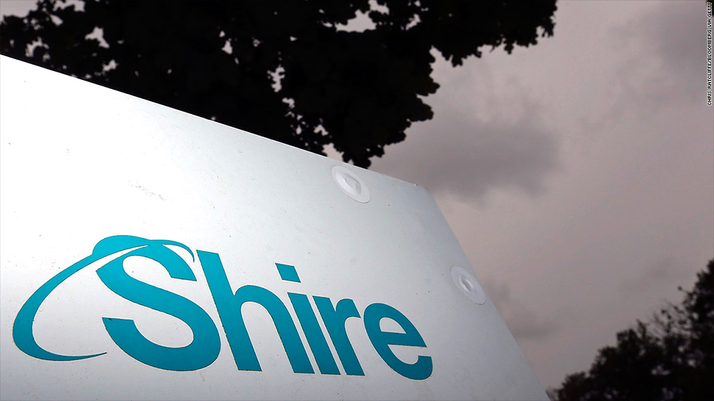 abbvie shire merger