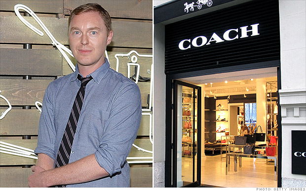 Can Stuart Vevers save the Coach brand -- and its stock ...