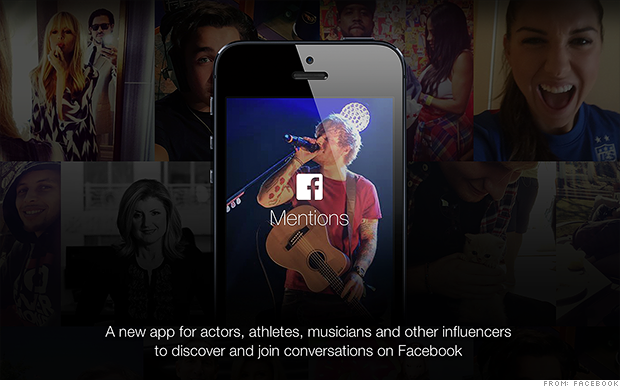 You're not cool enough for Facebook's newest app