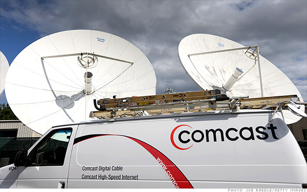 Comcast overcomes the 'cord cutters'