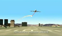 Anti-missile tech for protecting planes