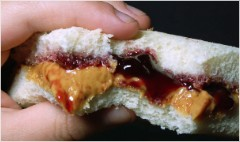 It's 'peanut butter jelly time.' PBJ costs fall